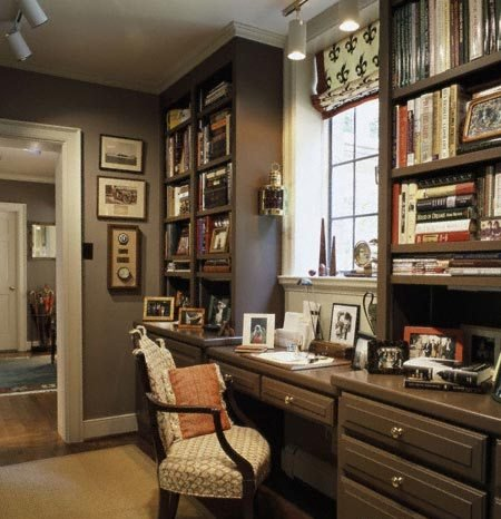 Free Taxes Tutorials: small library room design ideas