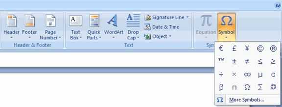Microsoft Word 2007 Part 2 Working With Text Learnthat