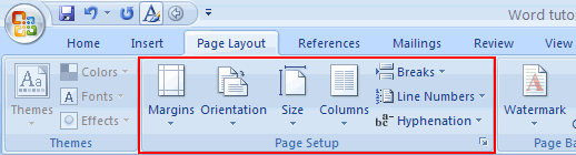Microsoft Word 2007 (Part 2): Working with Text | Learnthat.com ...