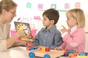Working As A Child Care Worker. Child Care Workers ...