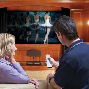 Working As A Home Theater Installer. Electronic Home Entertainment  Equipment Installers ...