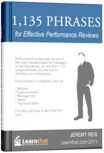 How to Write a Great Performance Review | Learnthat.com