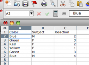 Freeze Headings (Freeze a Row) in Microsoft Excel - 1