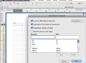 Stop Excel from Autocorrecting Words - 3