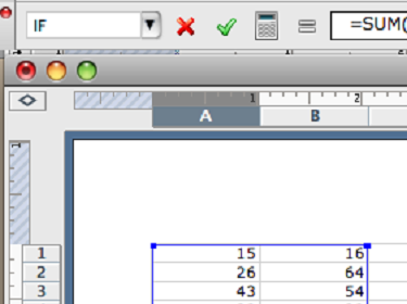 AutoSum a Column or Row in Excel - 6